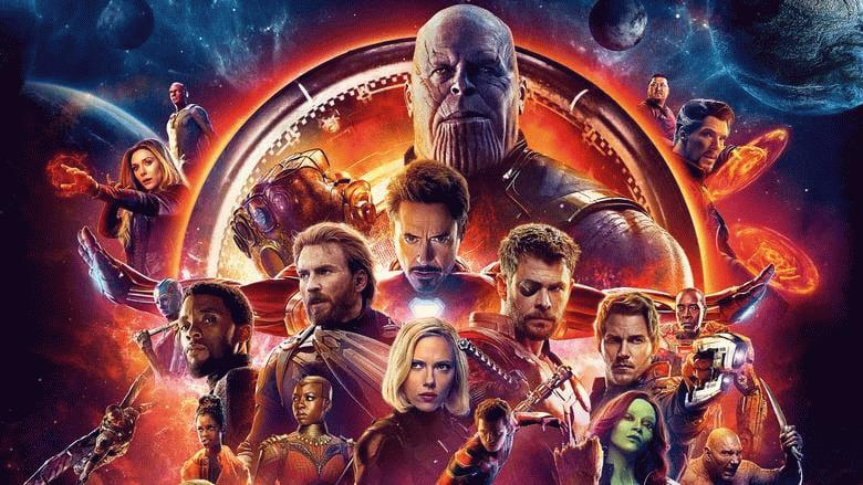 Avengers: Infinity War and End Game double bill