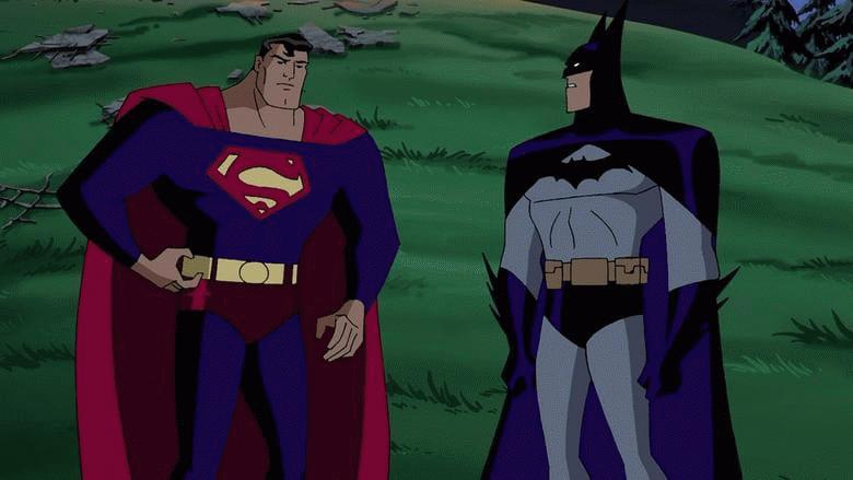 Batman Superman: World's Finest