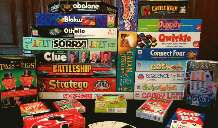 Games night
