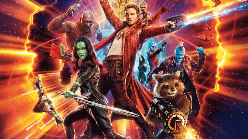 Guardians of the Galaxy Vol. 2 - WELCOME BACK NIGHT