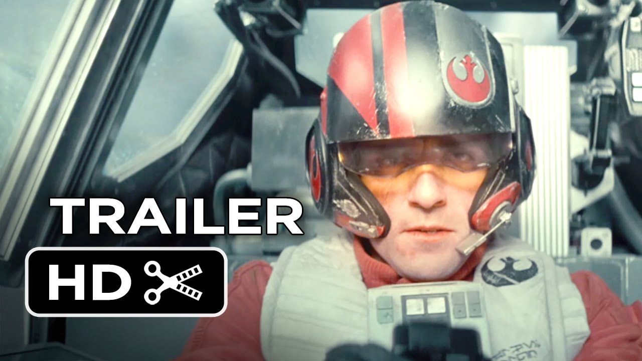 A photo of Star Wars: Episode VII - The Force Awakens Official Teaser Trailer #1 (2015) - J.J. Abrams Movie HD