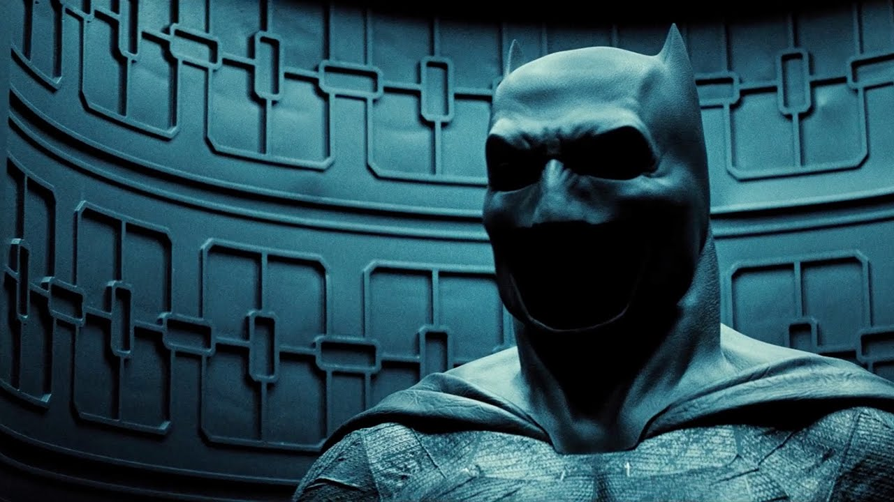 A photo of Batman v Superman: Dawn of Justice - Official Teaser Trailer [HD]