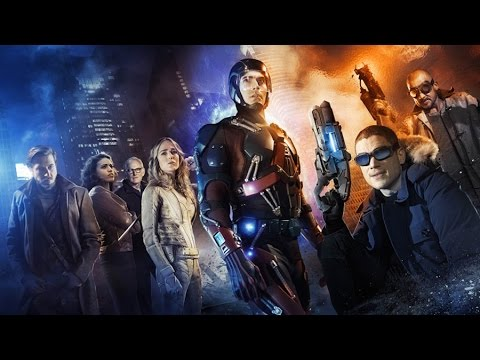 A photo of DC's Legends of Tomorrow (The CW) Official Trailer [HD]