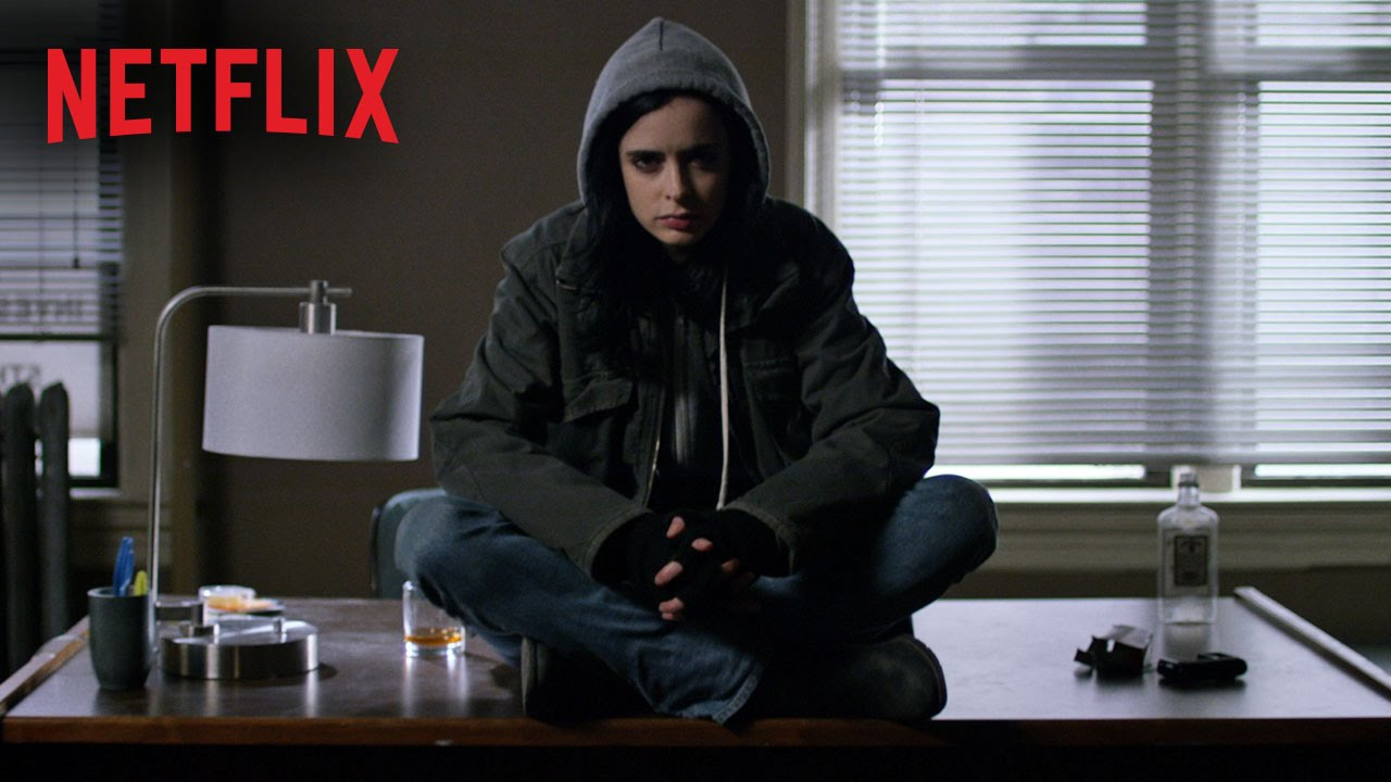 Marvel's Jessica Jones - Official Trailer - Only on Netflix [HD]