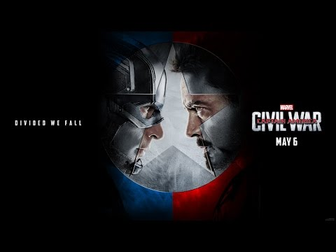 "A photo of The Civil War Begins – 1st Trailer for Marvel's ""Captain America: Civil War"""