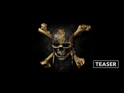A photo of Teaser Trailer: Pirates of the Caribbean: Dead Men Tell No Tales
