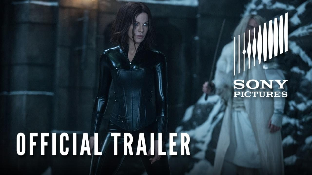 A photo of UNDERWORLD: BLOOD WARS - Official Trailer (HD)