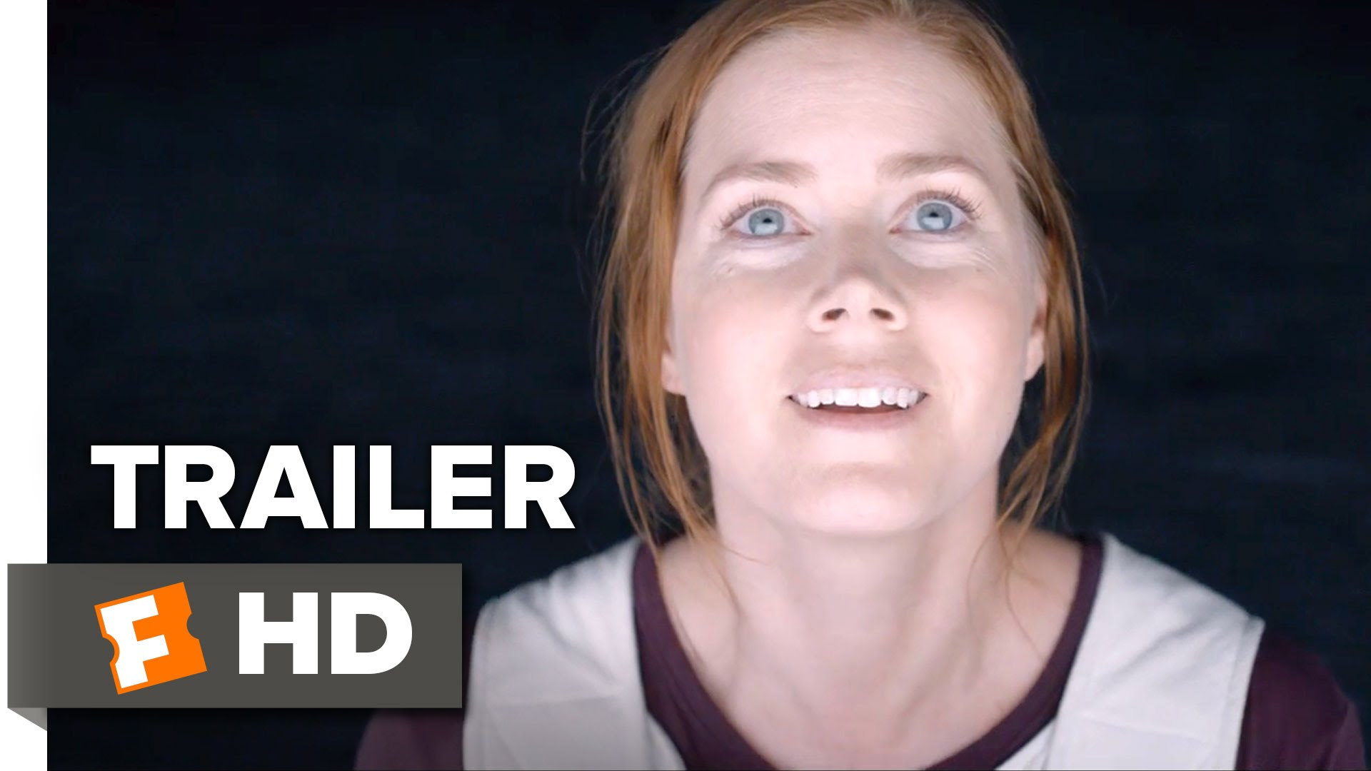 A photo of Arrival Official Trailer 1 (2016) - Amy Adams Movie