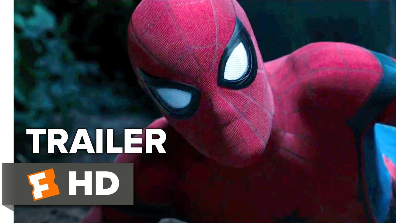 A photo of Spider-Man: Homecoming Trailer #1 (2017) | Movieclips Trailers
