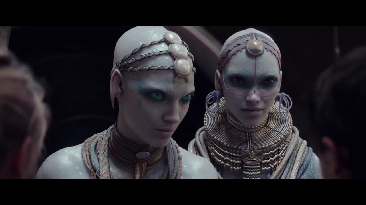 Valerian and the City of a Thousand Planets Teaser Trailer #2 (2017) New Movie Trailer