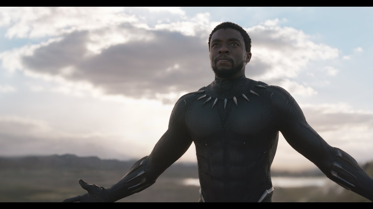 A photo of Black Panther Teaser Trailer