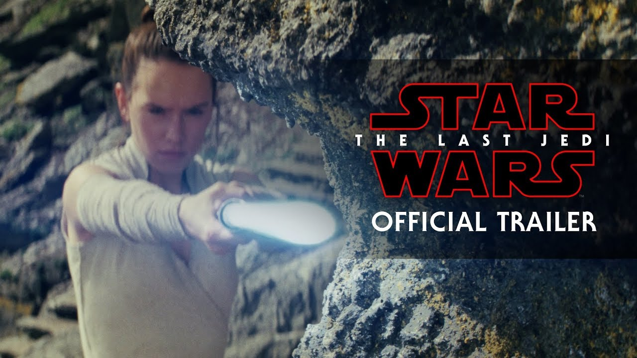 A photo of Star Wars: The Last Jedi Trailer (Official)