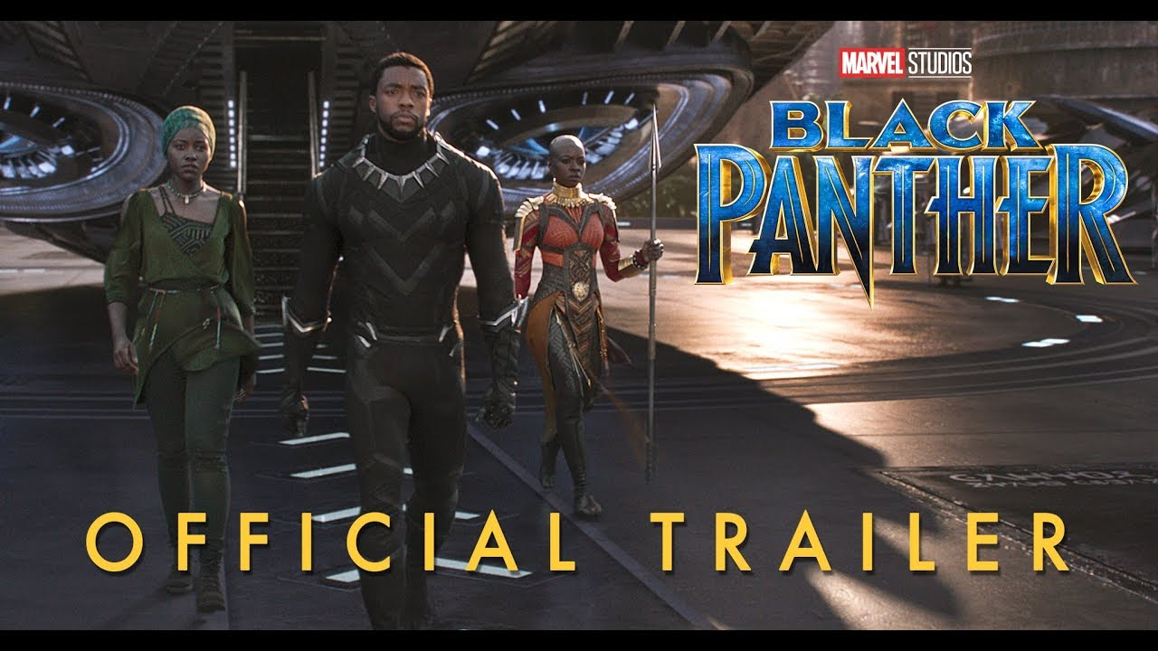 A photo of Marvel Studios' Black Panther - Official Trailer