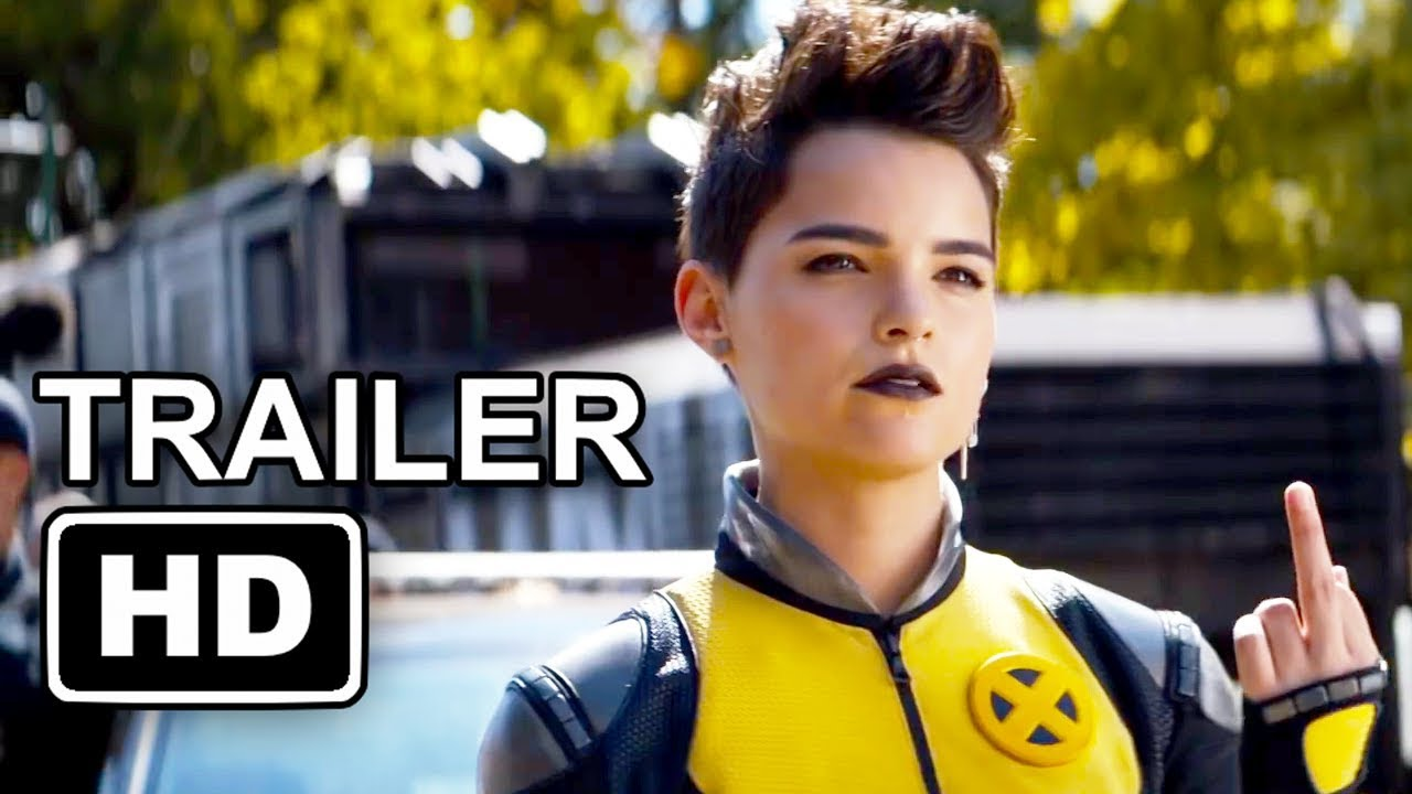 A photo of DEADPOOL 2 Official Teaser Trailer #2 (2018) Ryan Reynolds Superhero Movie HD