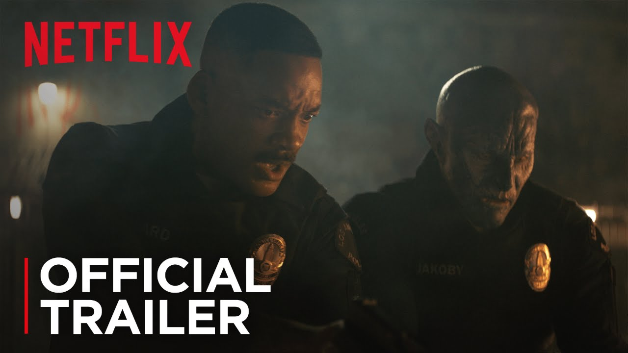 A photo of Bright | Official Trailer [HD] | Netflix