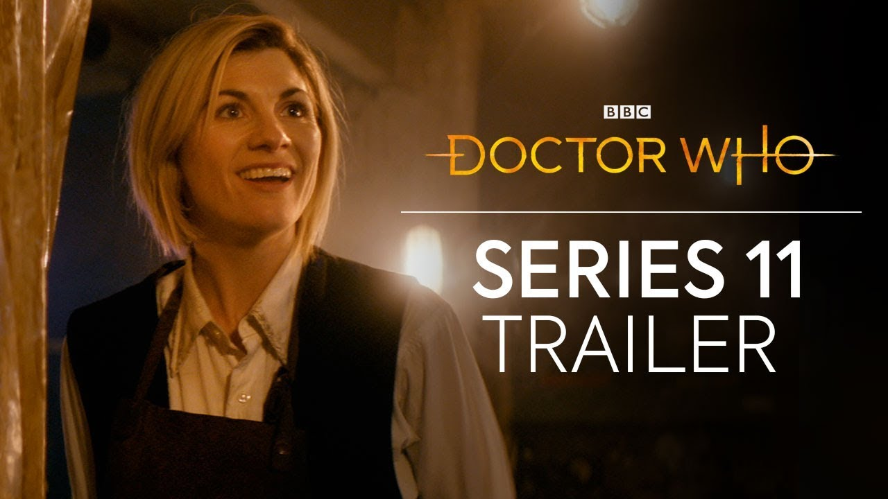 A photo of Doctor Who: Series 11 Trailer