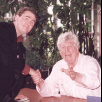 Adam and Tom Baker