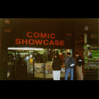 Comic Showcase