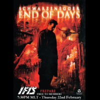 IFIS End Of Days Poster