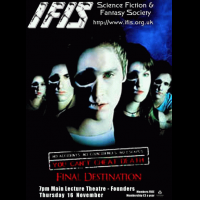 IFIS Final Destination poster