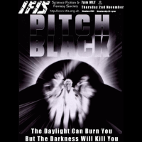 IFIS Pitch Black poster