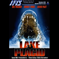 IFIS Lake Placid poster