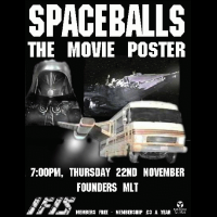 IFIS Spaceballs Poster