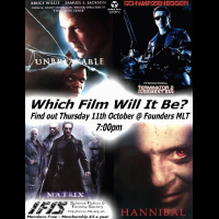 "IFIS ""What Will It Be?"" poster"
