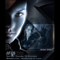 IFIS X-Men Poster - Jean Grey