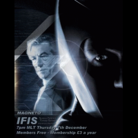 IFIS X-Men Poster - Magneto