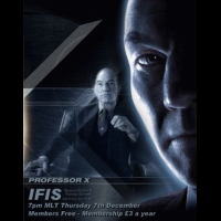 IFIS X-Men Poster - Professor X