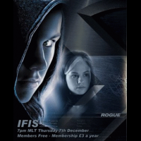 IFIS X-Men Poster - Rogue