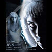 IFIS X-Men Poster - Storm