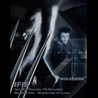 IFIS X-Men Poster - Wolverine