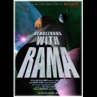 Rendezvous With Rama poster - thanks Asan!