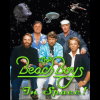 The Beach Boys In Space