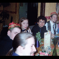 The curse of Demonic Red-Eye spreads throughout IFIS. Adrian's next...