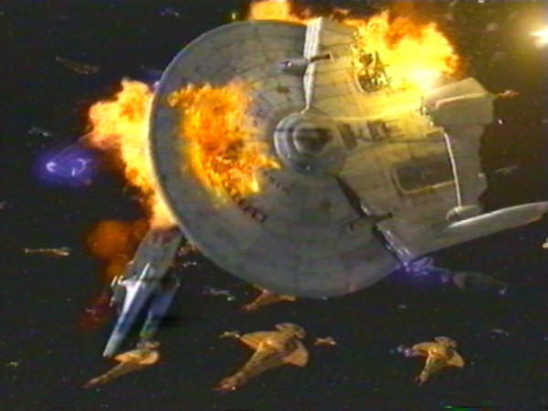 DS9 battle scene #7